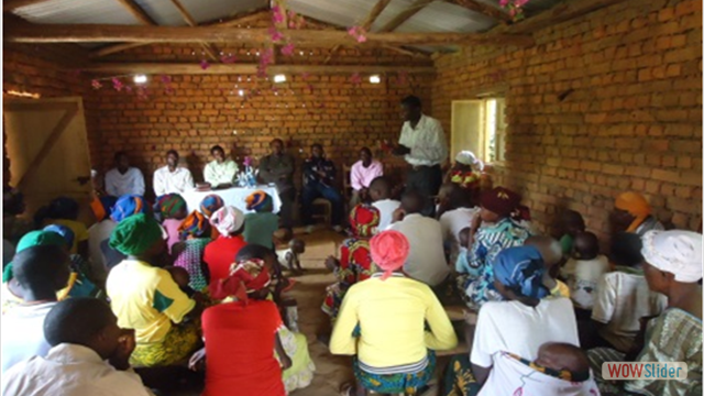 Our  Church Mission  in CIBITOKE Province (1)